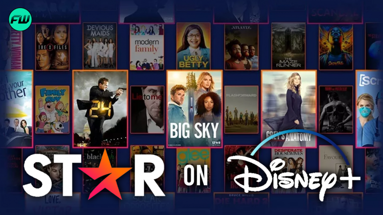 Disney+: Full Star Lineup of Movies & Shows Revealed