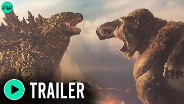 First Godzilla vs Kong Trailer Released