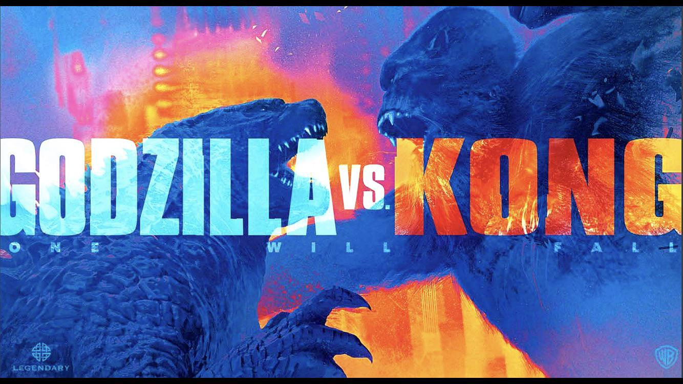 Godzilla vs Kong Logo