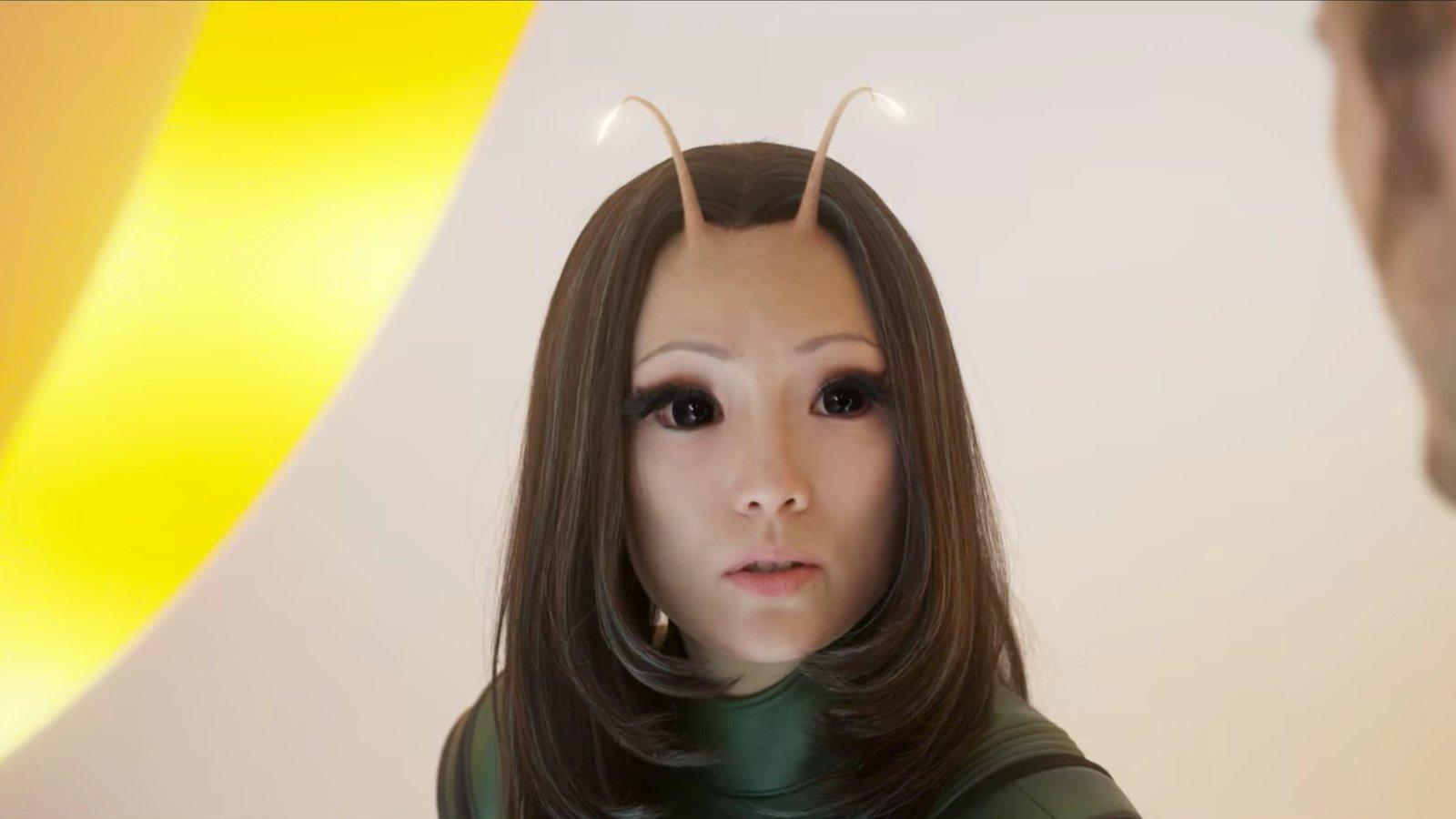 MCU Mantis