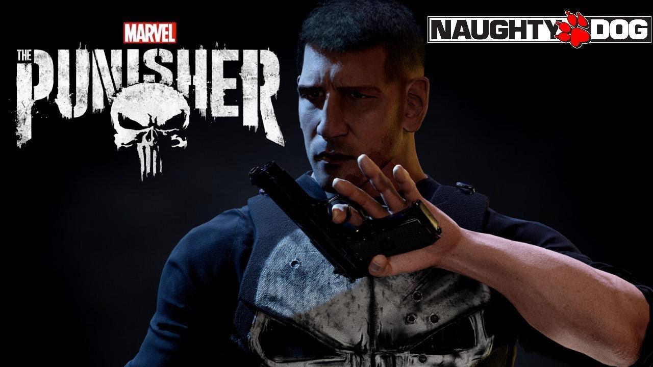 The Punisher Naughty Dog