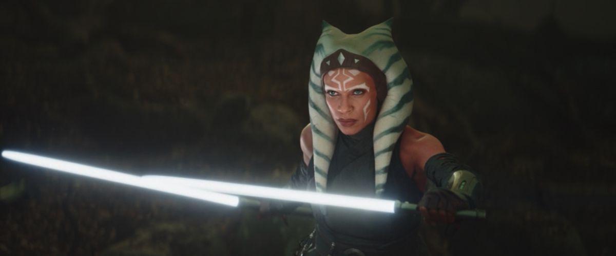 Luke Skywalker and Ahsoka