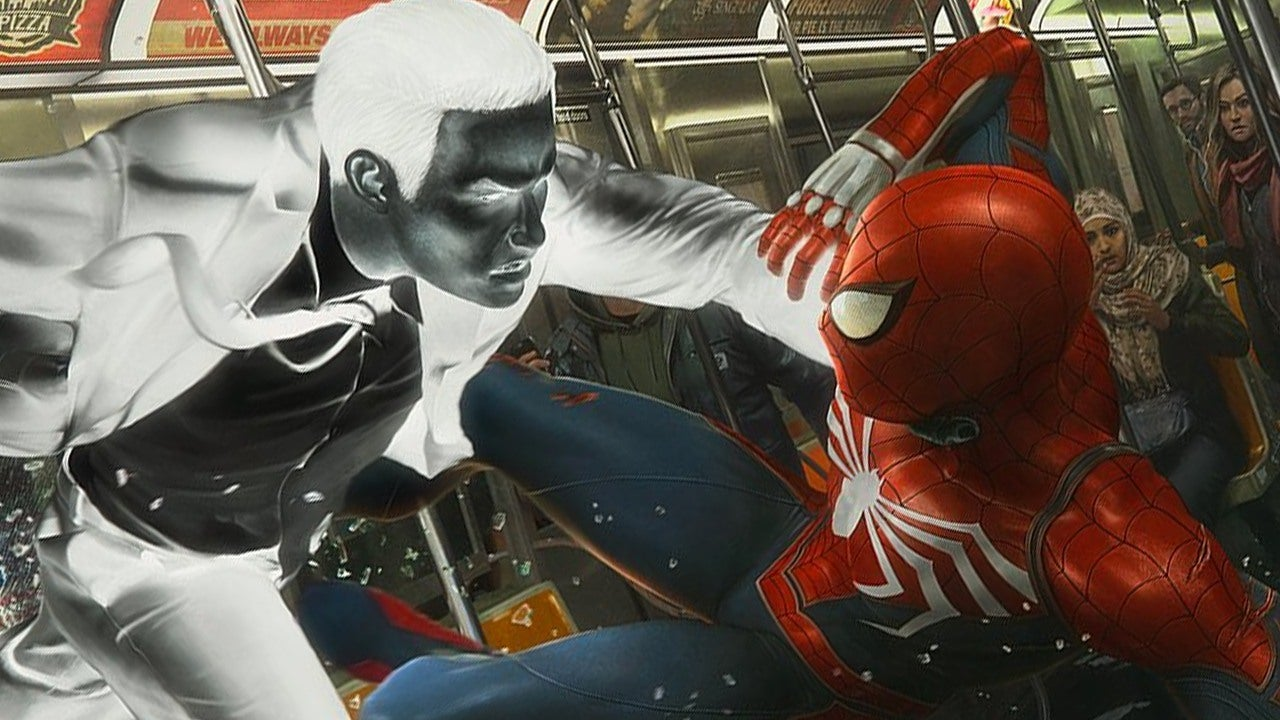 Spider-Man 3 Mister Negative