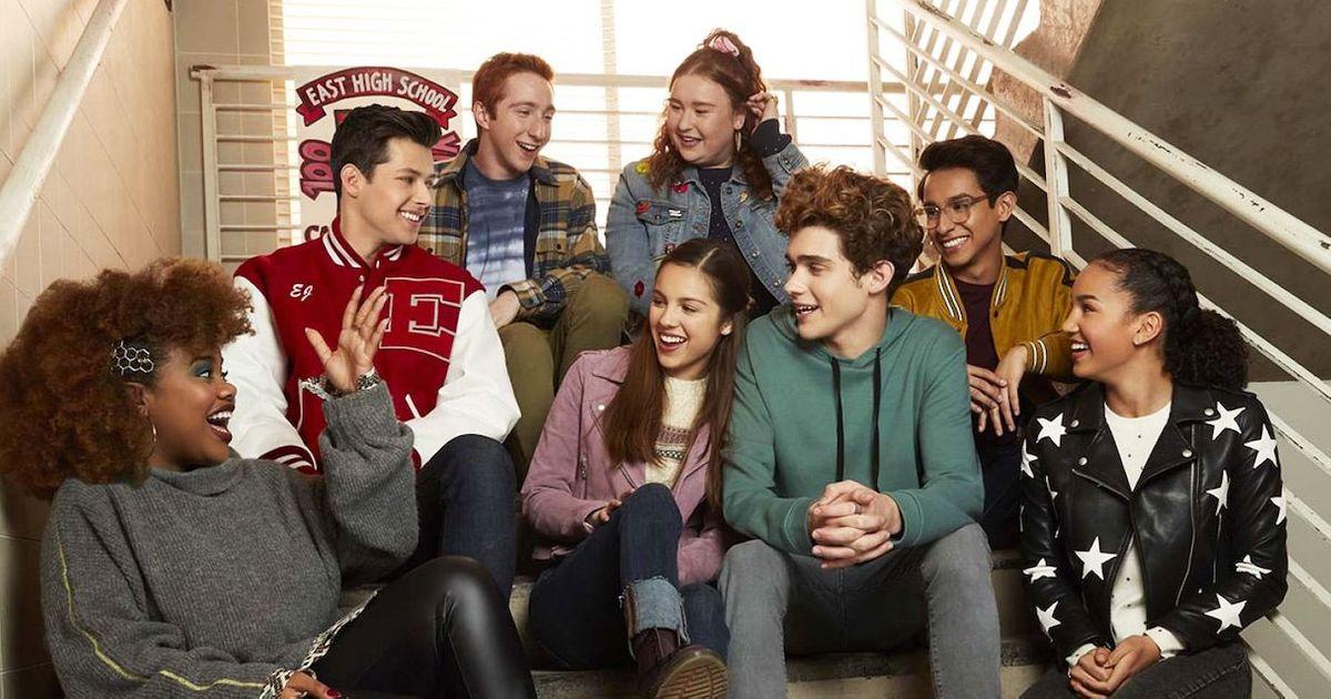 Disney+ High School Musical