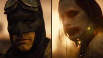 Justice League: New Trailer For The Snyder Cut Has Arrived