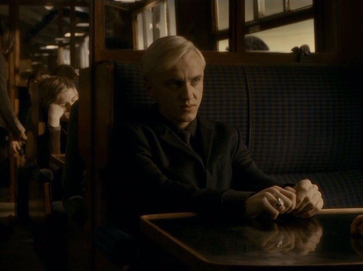 Harry Potter Series Draco Malfoy