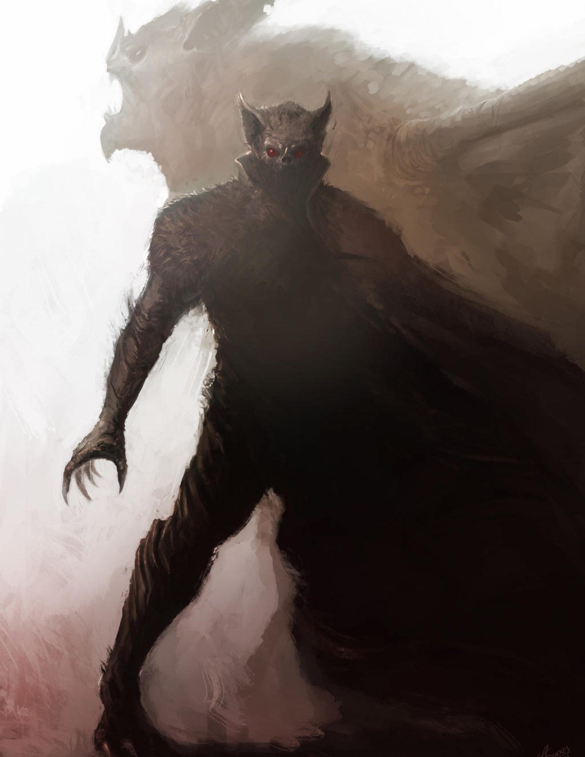 Gothic Horror Batman