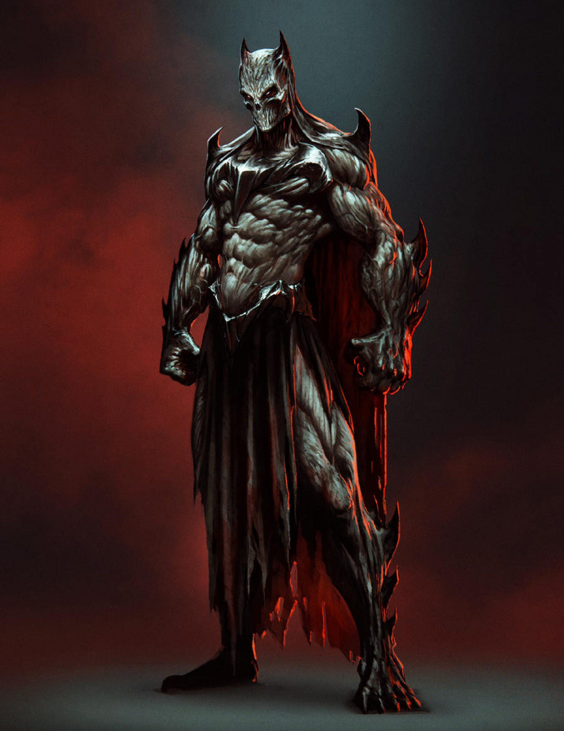 Hell-Fire Batman