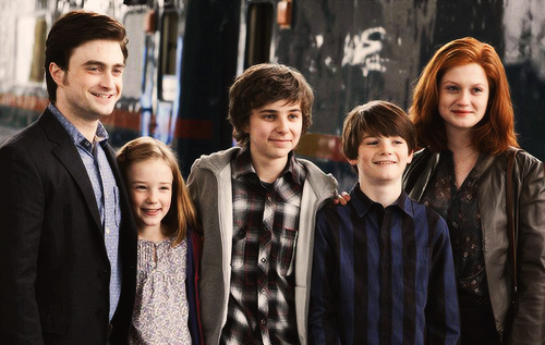 Harry Potter Series James Sirius Potter