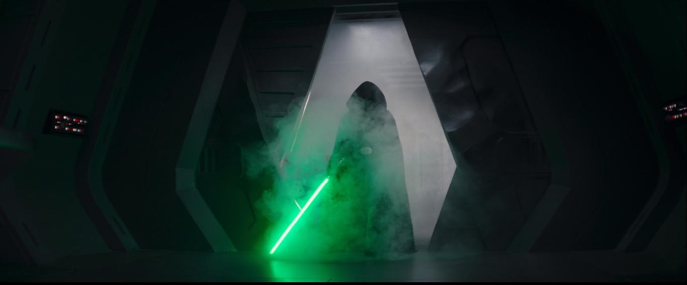 Luke Skywalker The Mandalorian