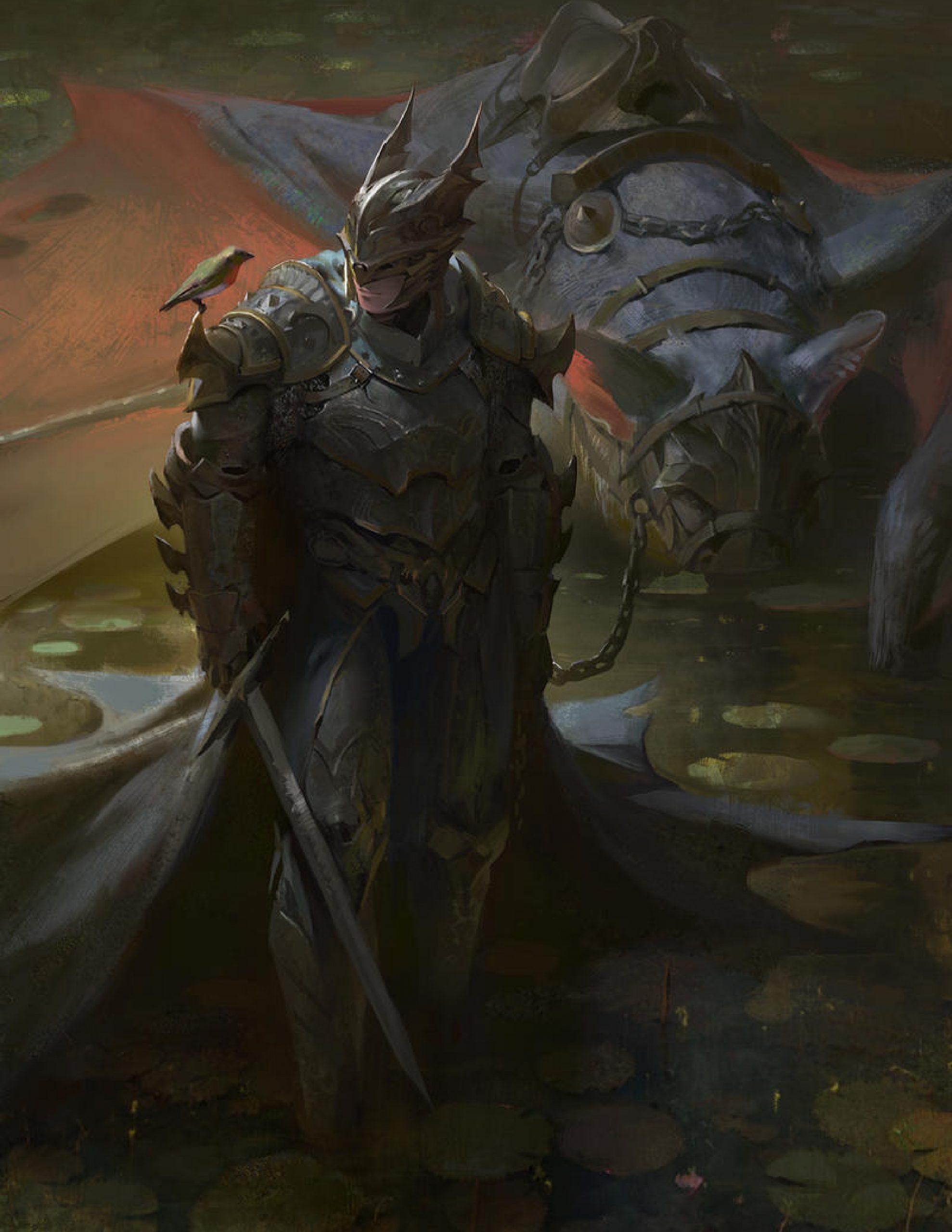 Dark Knight of Gotham