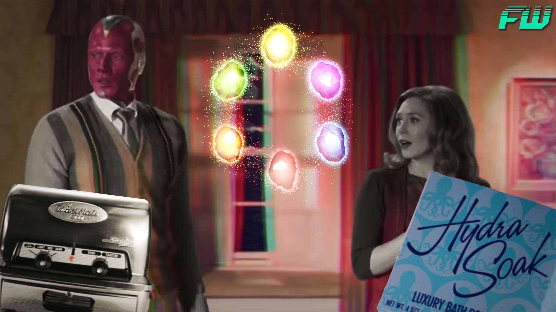WandaVision Theory The Commercials Are Infinity Stones In Disguise