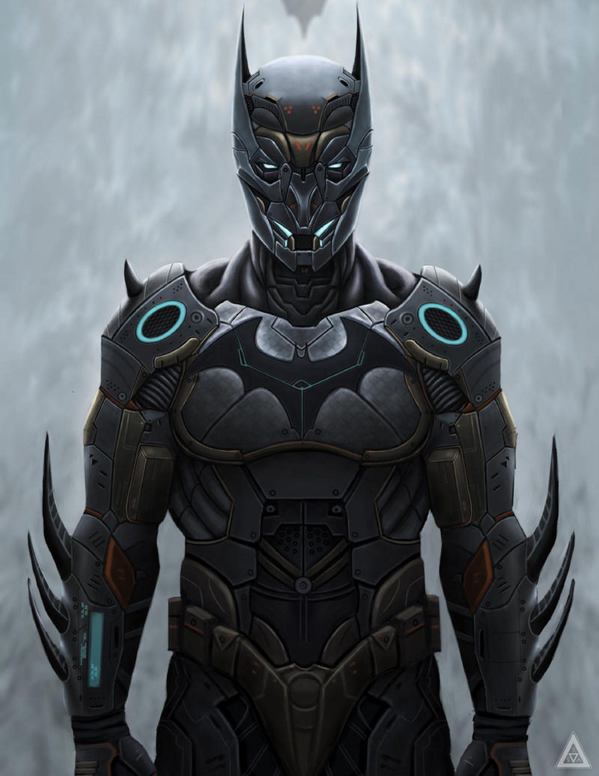 Cyborg Batman