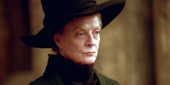 Harry Potter Series Minerva McGonagall
