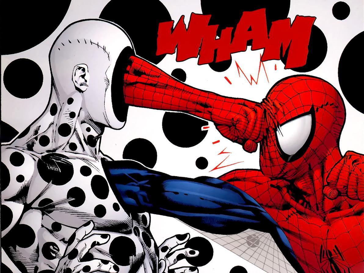 Spider-Man: Into the Spider-Verse Spot Villain