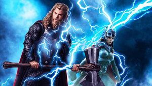 Thor: Love and Thunder fan-art.