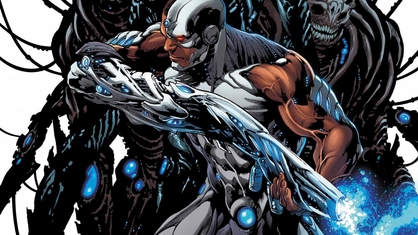Cyborg Underrated Powers