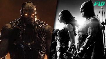 Darkseid Uses His Omega Beams In New Snyder Cut TV Spot