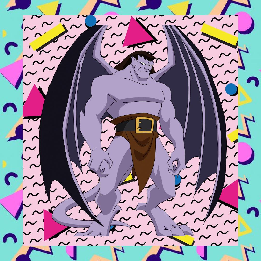 Gargoyles 90s Movie