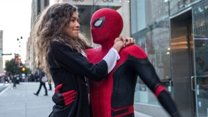 A still from Spider-Man: Far From Home
