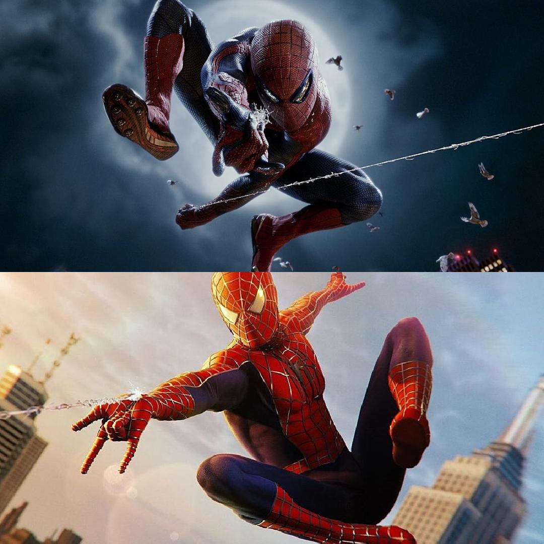 Spider Movies Remake