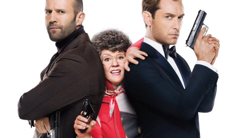 spy movie 2
