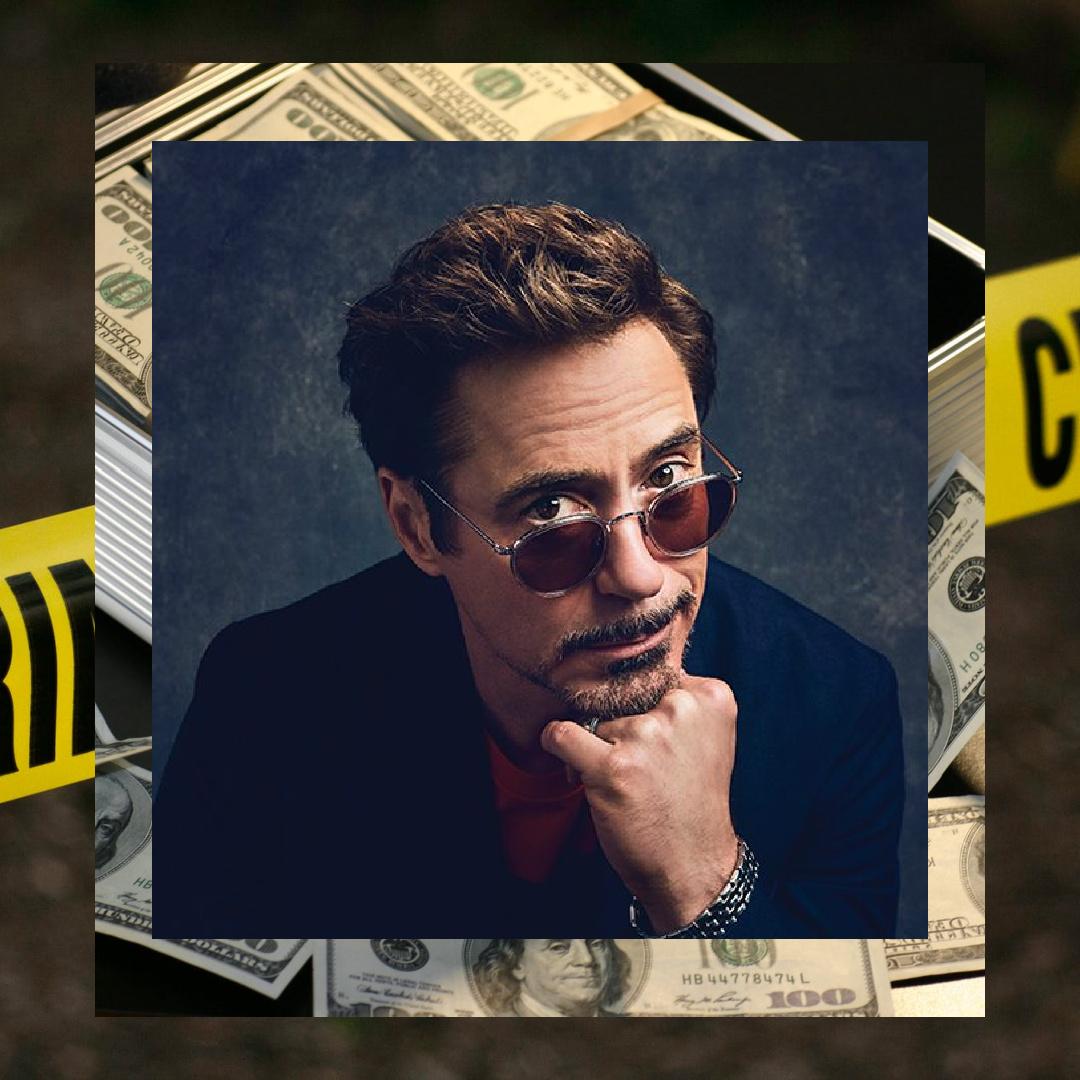 THUG LIFE Robert Downey Jr.