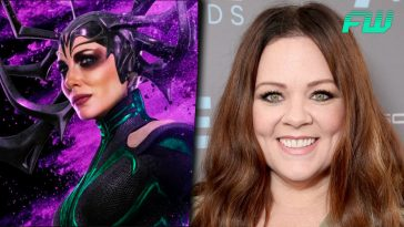 Melissa McCarthy is Fake Hela in Thor 4