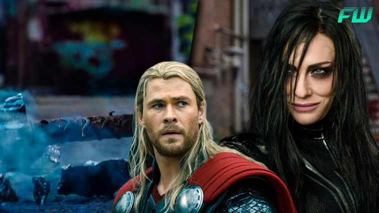 New Thor 4 Set Video Shows Mjölnir's Re-Destruction in Ragnarok