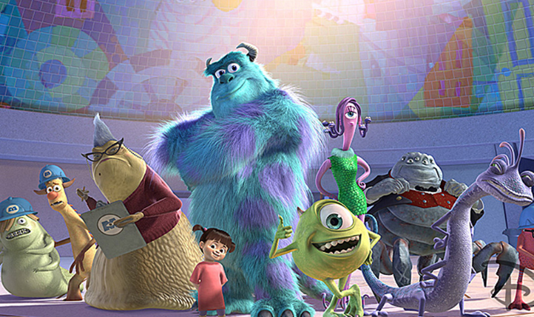 Monsters Inc Sequel