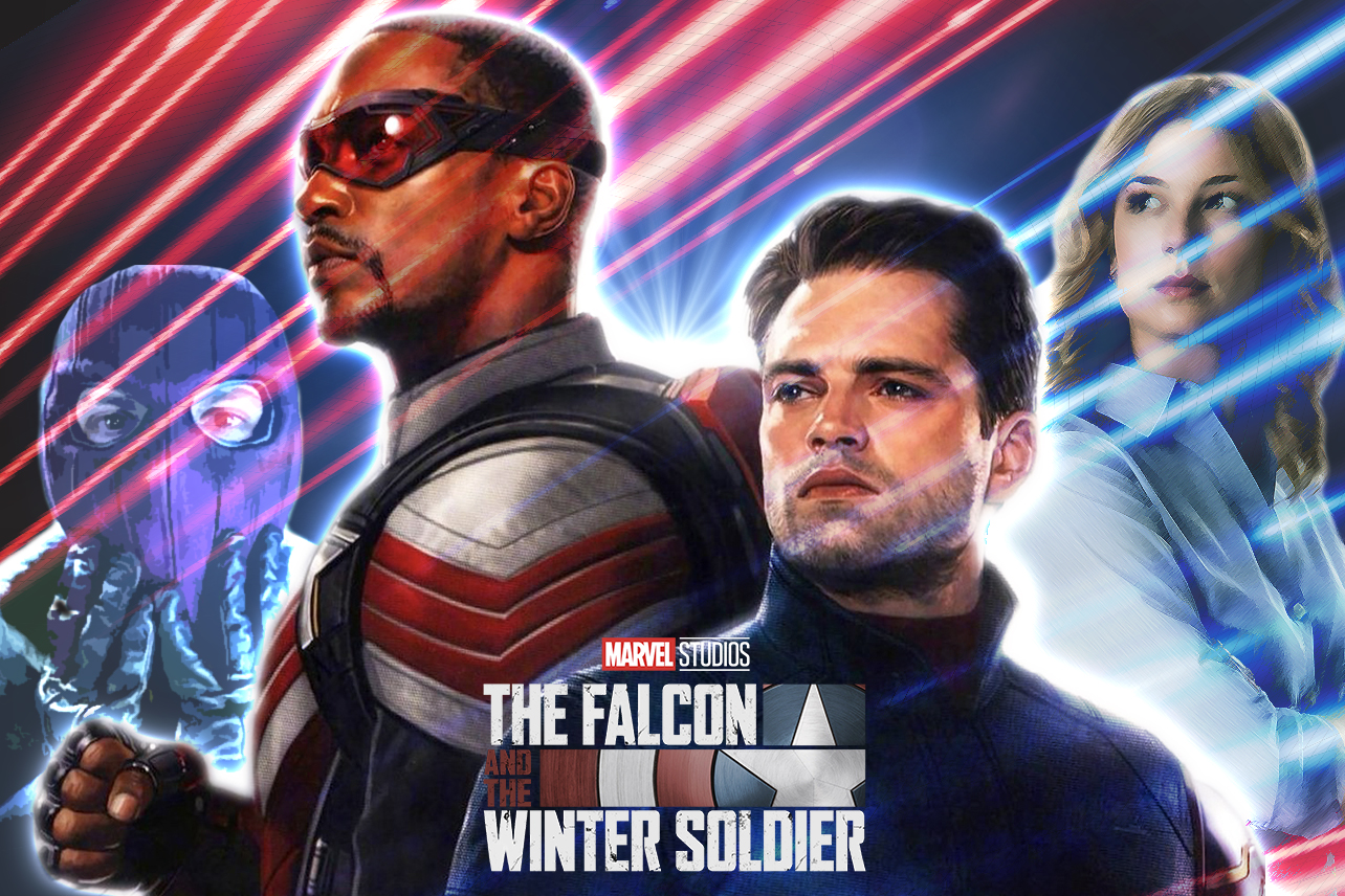 Chris Evans The Falcon and the Winter Soldier