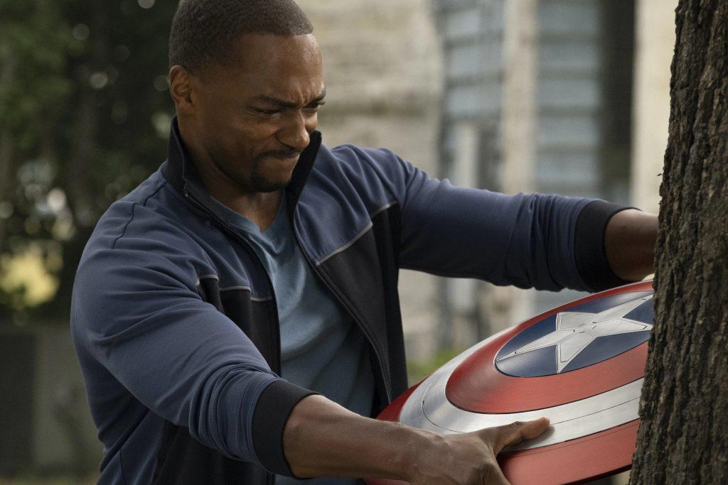 The new Captain America will be the Falcon