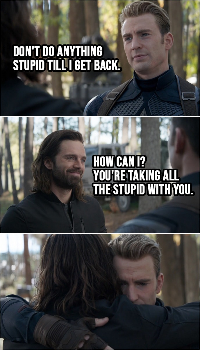 Sam & Bucky