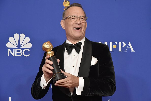 Tom Hanks at Oscars 2020