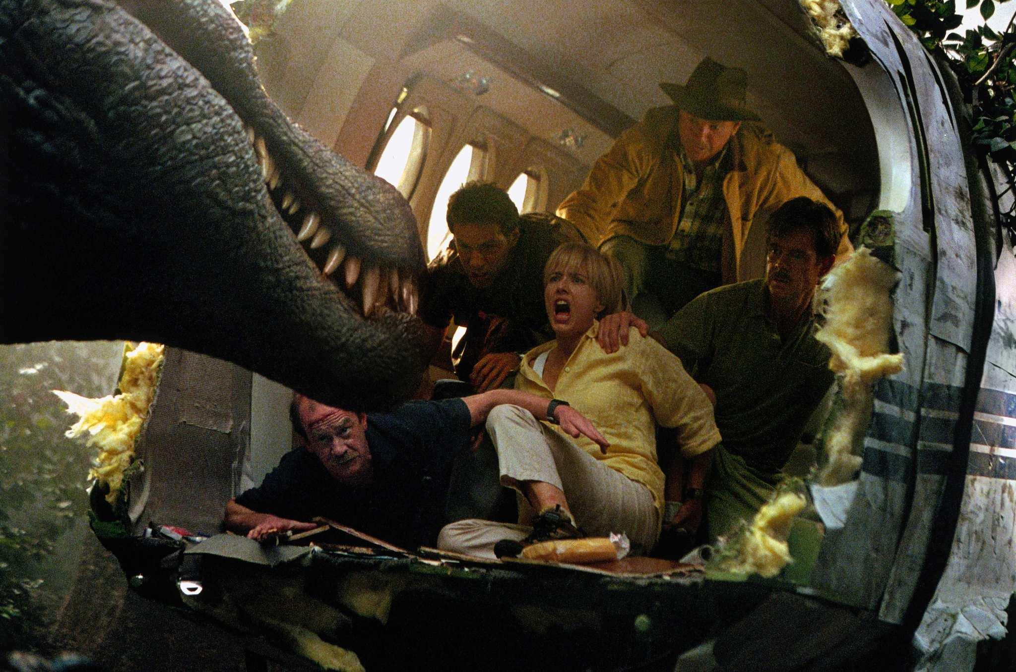 Jurassic Park II sequel