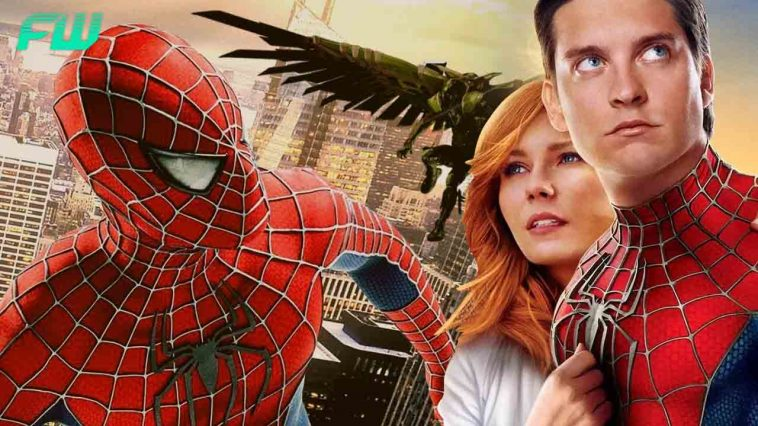 SpiderMan 4: The Movie That Never Was - FandomWire