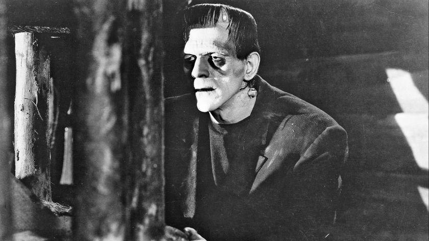 Frankenstein Top 10 sci-fi horror movies