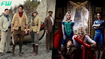 Jupiter's Legacy Cast Talks Playing Superheroes for Netflix