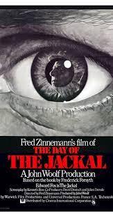 Spy thriller: Day Of The Jackal