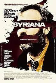 Sky thriller Syriana