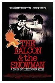 Spy thriller falcon and the snowman