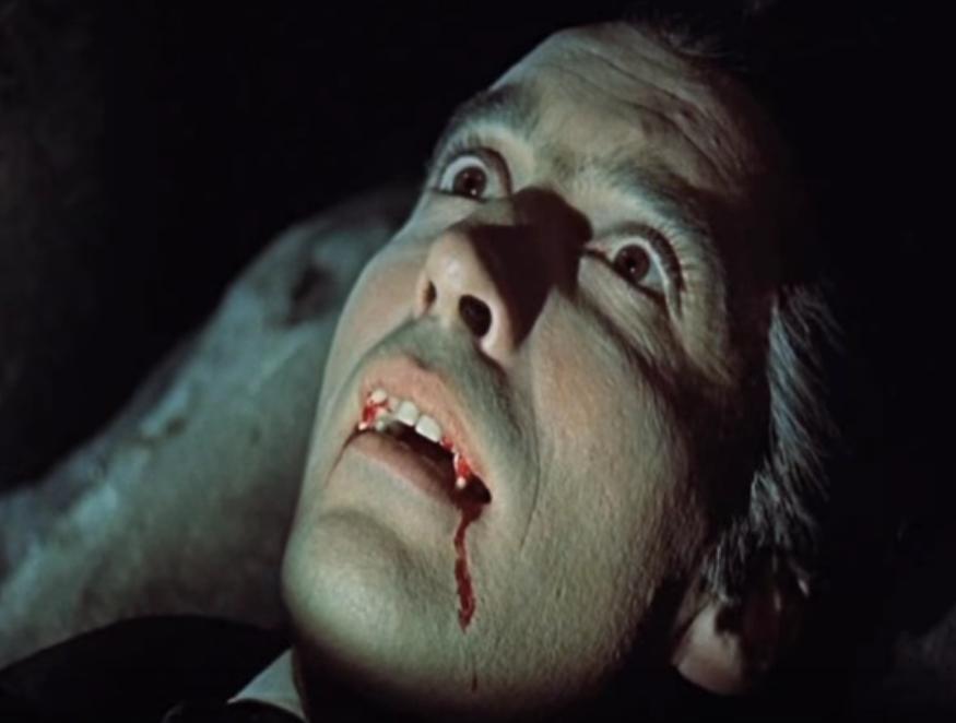 dracula 1958 top 10 vampire movies