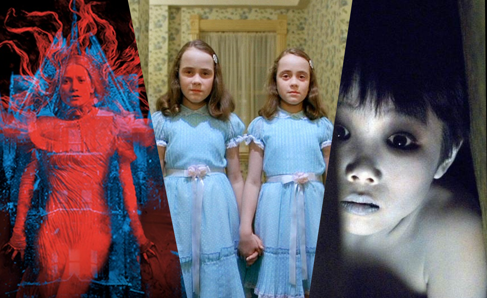 top 10 haunted house movies