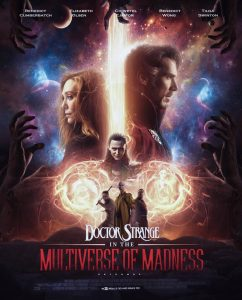 Doctor Strange: In the Multiverse of Madness will now release in 2022.
