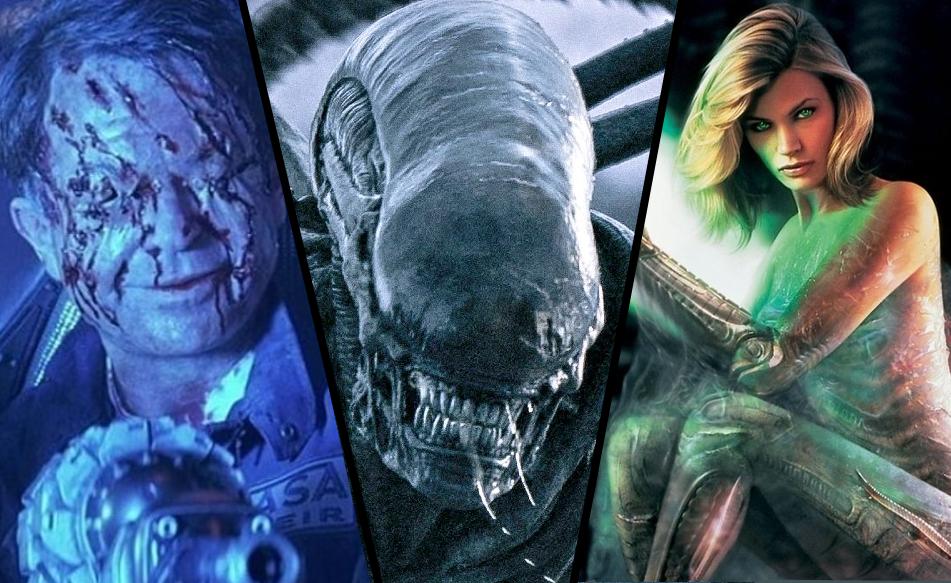 Top 10 Sci-Fi Horror Movies