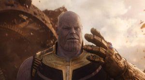 Darkseid lose to Thanos