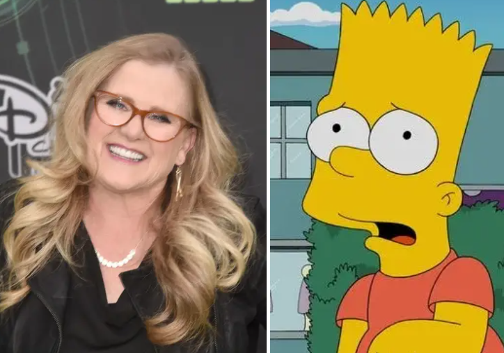 No one expected Nancy Cartwright to be the voice behind Bart Simpson from The Simpsons.