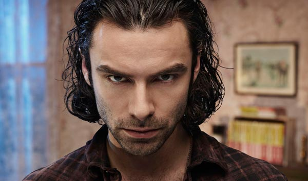 Aidan Turner as Mitchell on Being Human