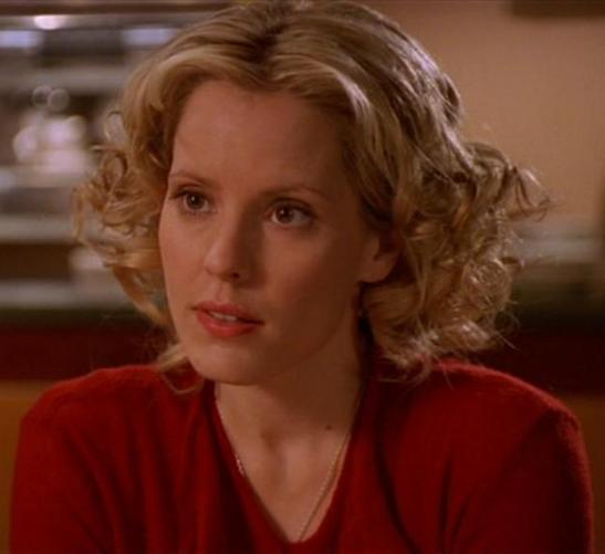 Emma Caulfield as Anya on Buffy the Vampire Slayer