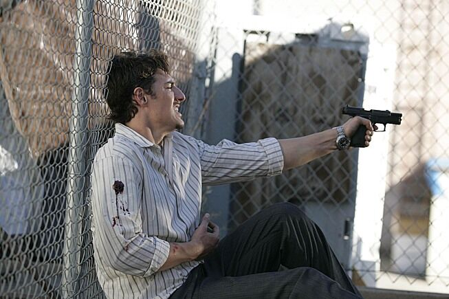 Eric Balfour as Milo on 24